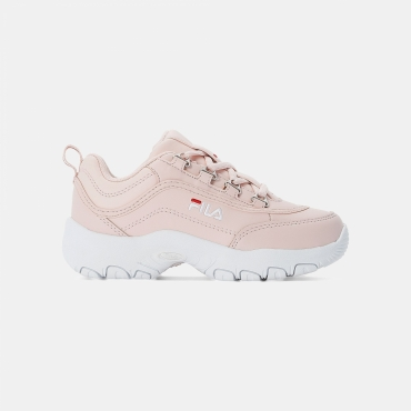 Fila Strada Low Kids rosewater