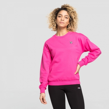 Fila Suzanna Crew Sweat pink-yarrow
