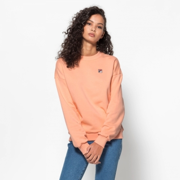 Fila Suzanna Crew Sweat salmon