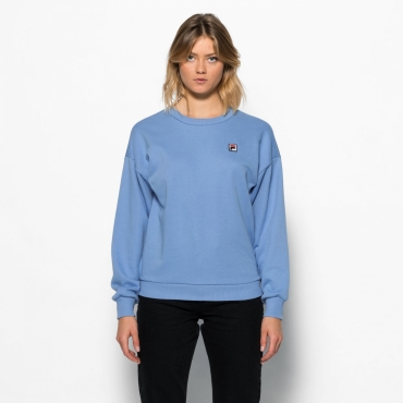 Fila Suzanna Crew Sweater vista-blue