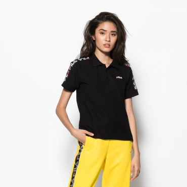 Fila Tasha Cropped Polo