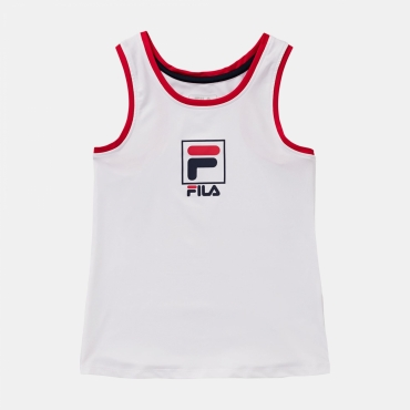 Fila Top Emma Kids white