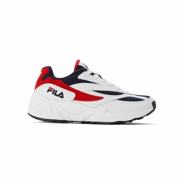 Fila V94M Kids white-navy-red