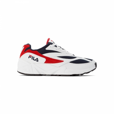 Fila V94M Low Kids white-navy-red