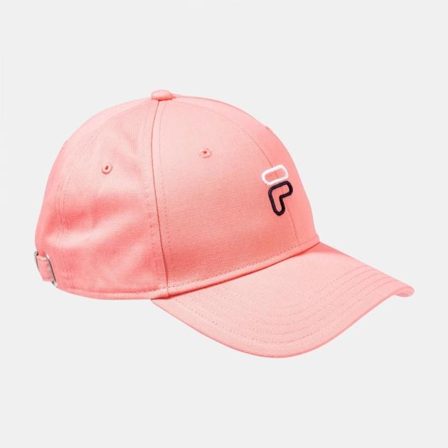 Fila 6 Panel Cap shell-pink