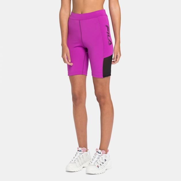 Fila Aino Short Leggings purple-cactus