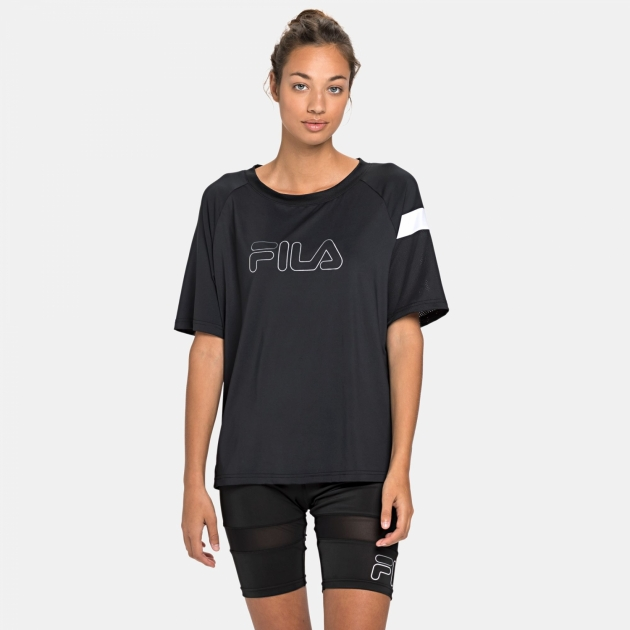 Fila Alessandra Crew Neck Tee Loose Fit