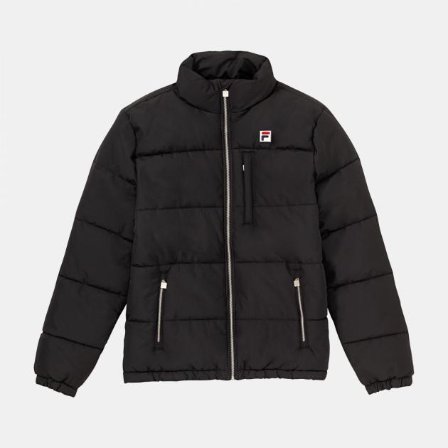 Fila Avventura Puff Jacket black