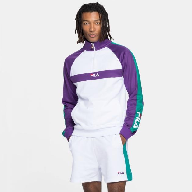 Fila Bayou Half Zip Sweater