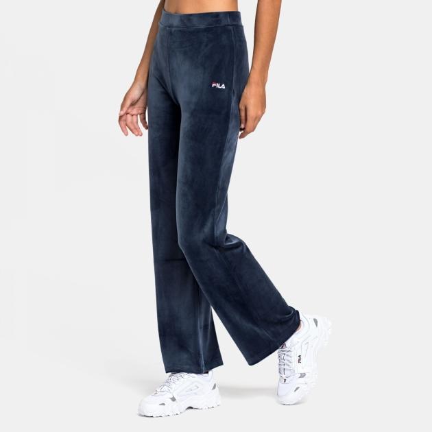Fila Bian Cropped Velvet Pant