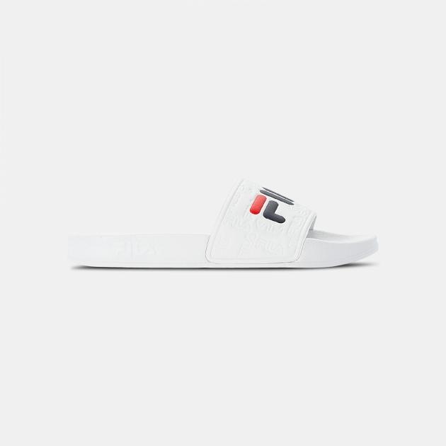 Fila Boardwalk Slipper Men white