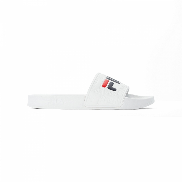 Fila Boardwalk Slipper Men white