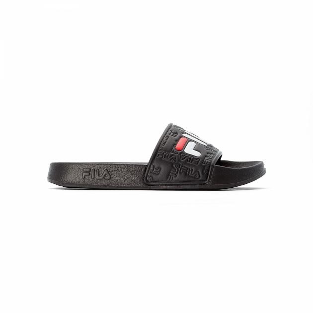 Fila Boardwalk Slipper Wmn black