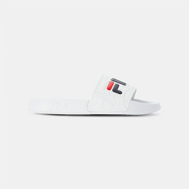 Fila Boardwalk Slipper Wmn white