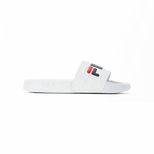 Fila Boardwalk Slipper Wmn white