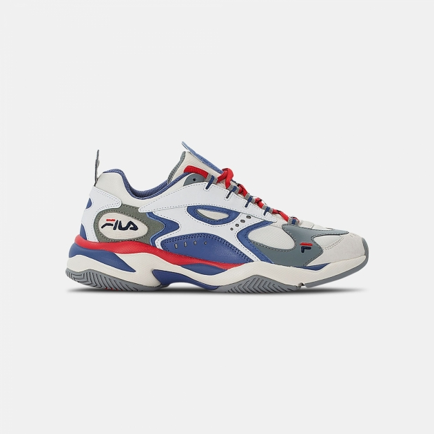 Fila Boveasorus Wmn grey-blue-red