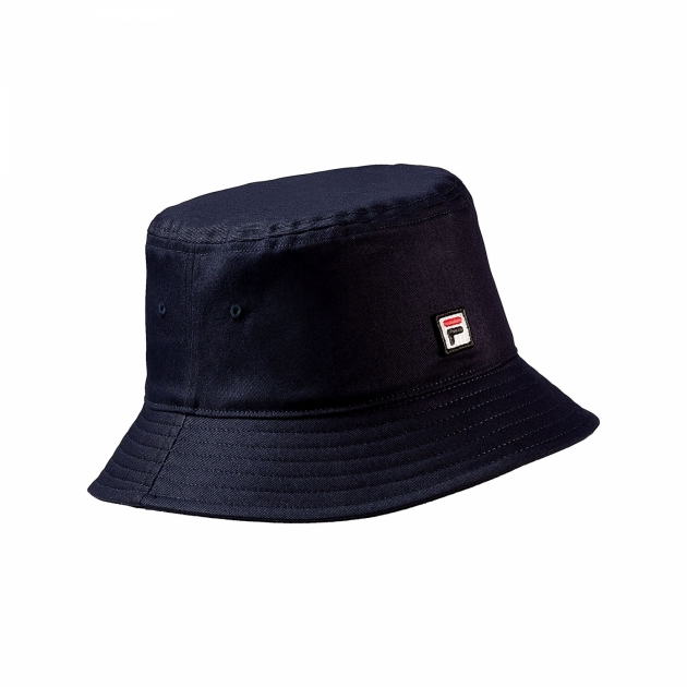 Fila Bucket Hat black-iris