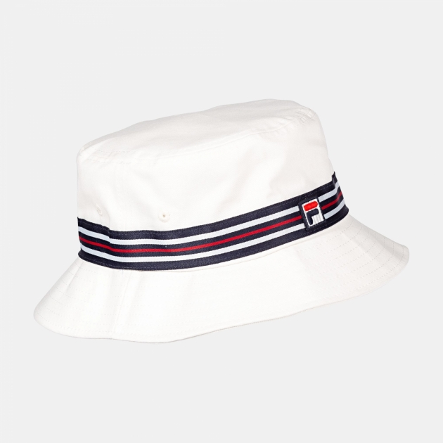 Fila Bucket Hat With Heritage Tape