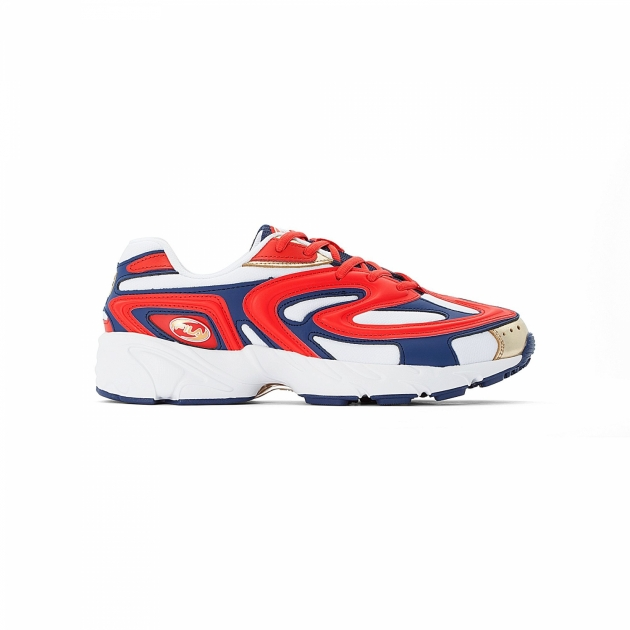 Fila Buzzard Men fiery-red