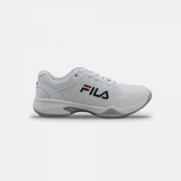 Fila Campo Wmn white-grey