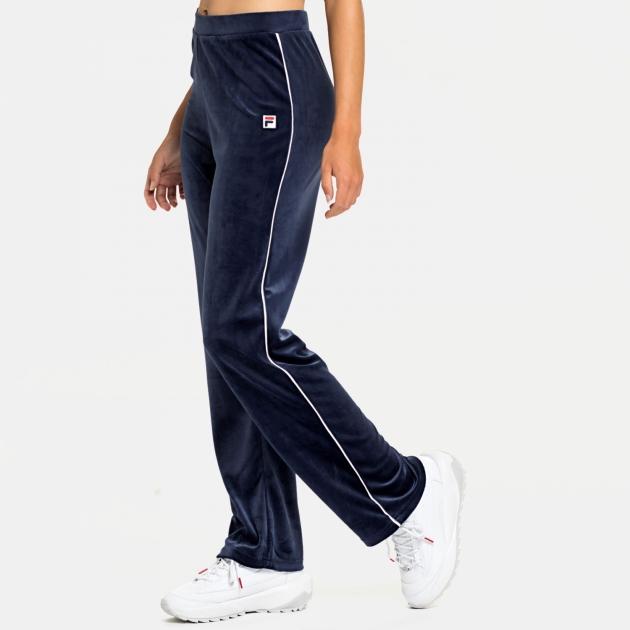 Fila Chan Velvet Track Pants