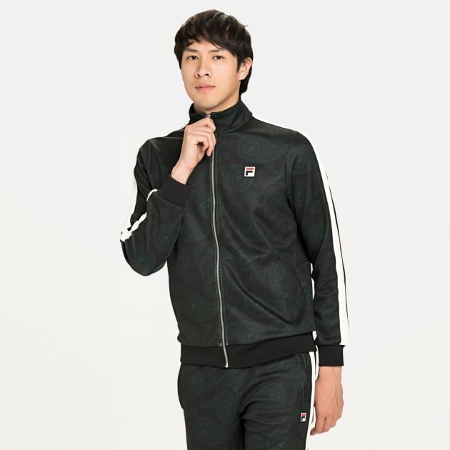 Fila Chas AOP Track Jacket