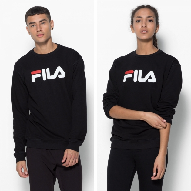 Fila Classic Pure Crew Sweat black