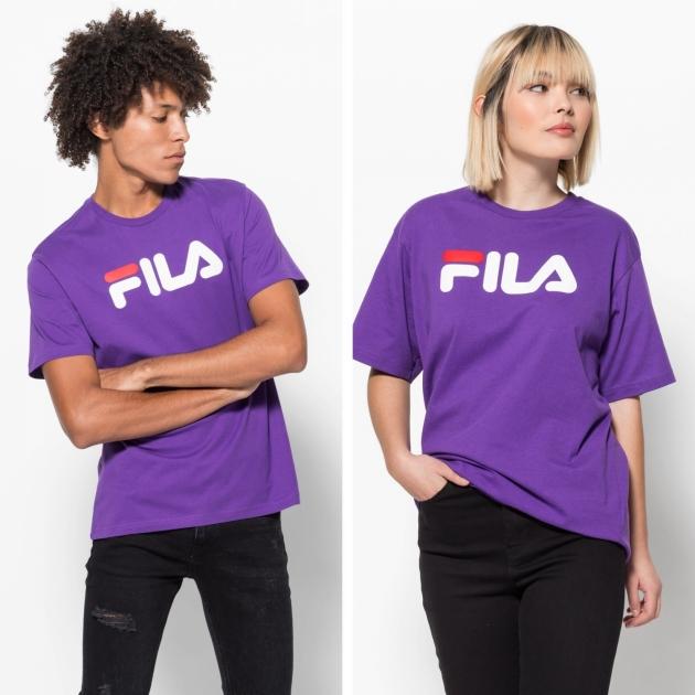 Fila Classic Pure Tee tillandsia-purple