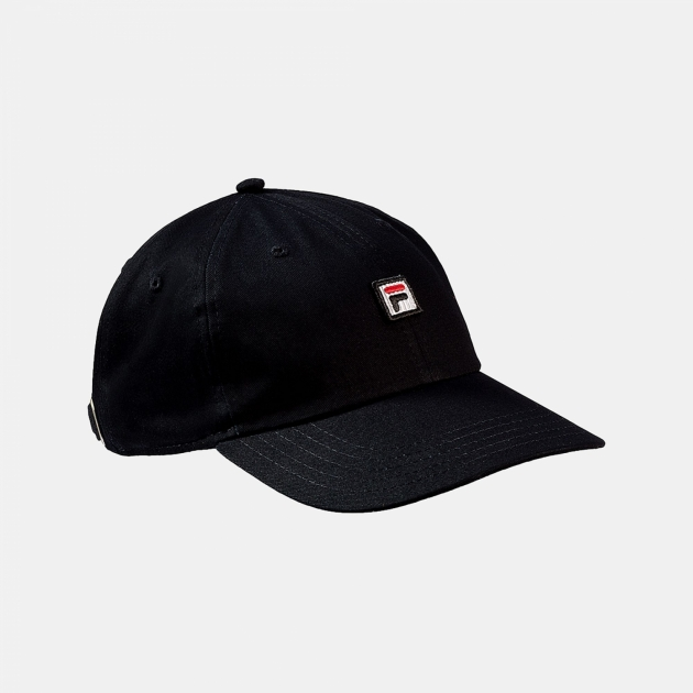 Fila Dad Cap Strap Back black-iris