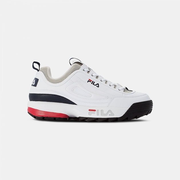 Fila Disruptor CB Low Men white