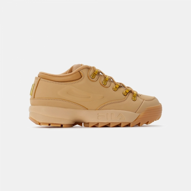 Fila Disruptor Hiker Low Wmn chipmunk