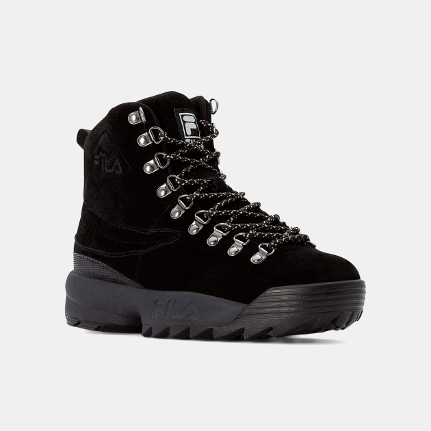 Fila Disruptor Hiking Boot Wmn black