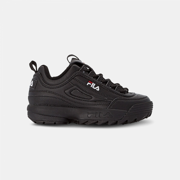Fila Disruptor Kids black