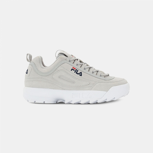 Fila Disruptor S Low Men gray-violet