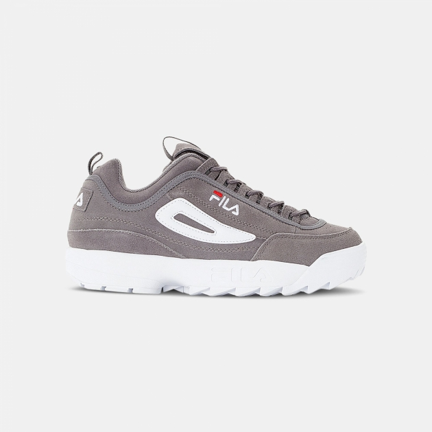 Fila Disruptor S Low Men monument-grey