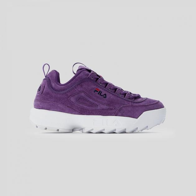 Fila Disruptor S Low Wmn tillandsia-purple