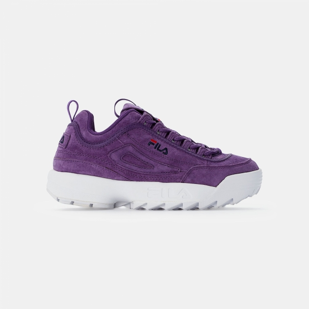 Fila Disruptor S Low Wmn tillandsia-purple