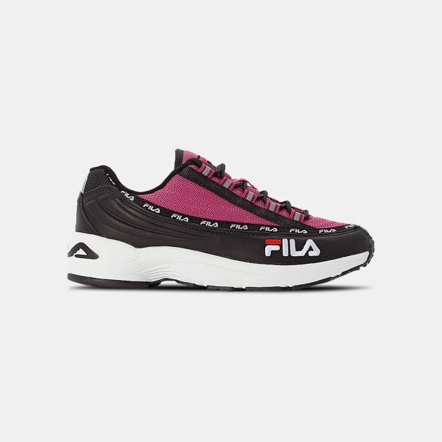 Fila Dstr97 Wmn black-pink-white