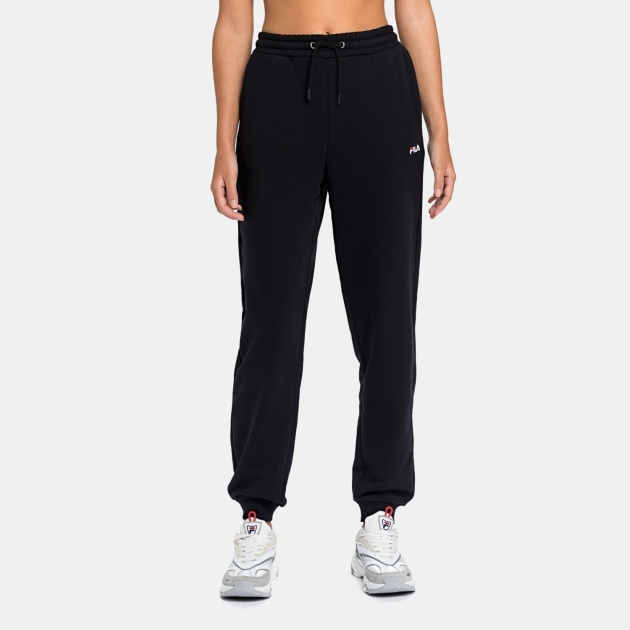 Fila Edena High Waist Sweat Pants black