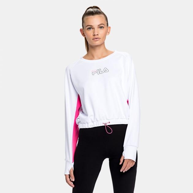 Fila Evelyn Cropped Shirt