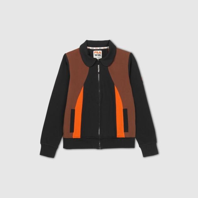 Fila Evonne Track Jacket Wmn black-beauty