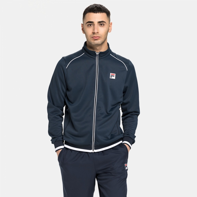 Fila Jacket Ben peacoat-blue