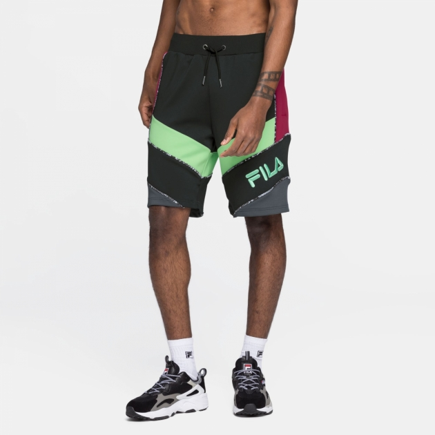 Fila Jirou Blocked Shorts