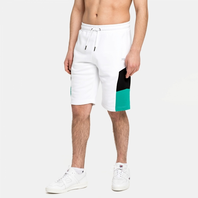 Fila Juda Blocked Shorts