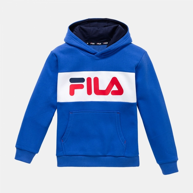 Fila Kids Ben Logo Hoody