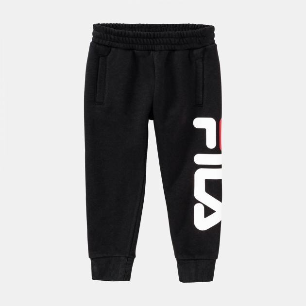 Fila Kids Classic Logo Pants black
