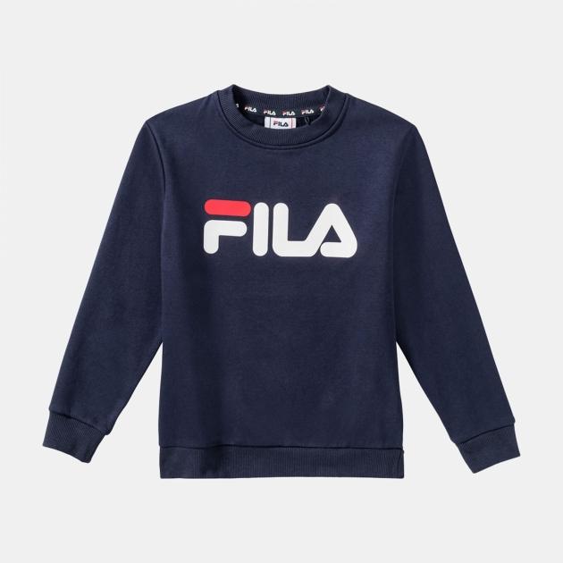 Fila Kids Classic Logo Sweat black-iris