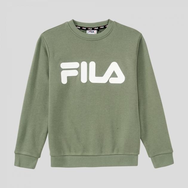 Fila Kids Classic Logo Sweat sea-spray