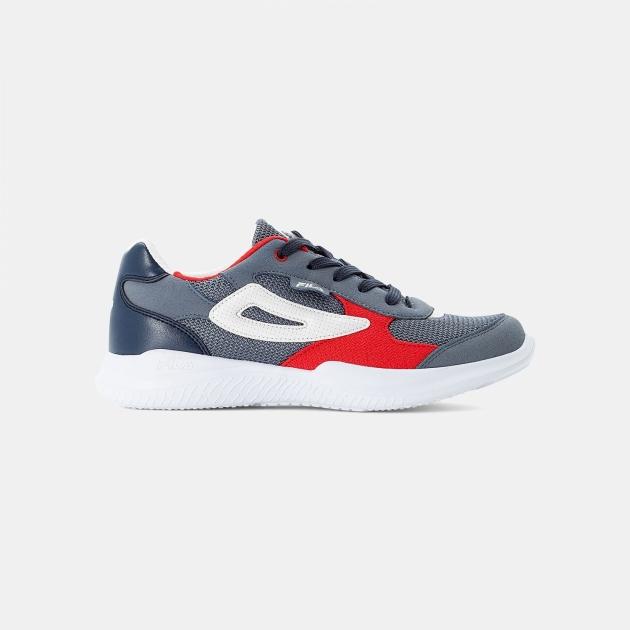 Fila Kids Forcer 1 grey-red