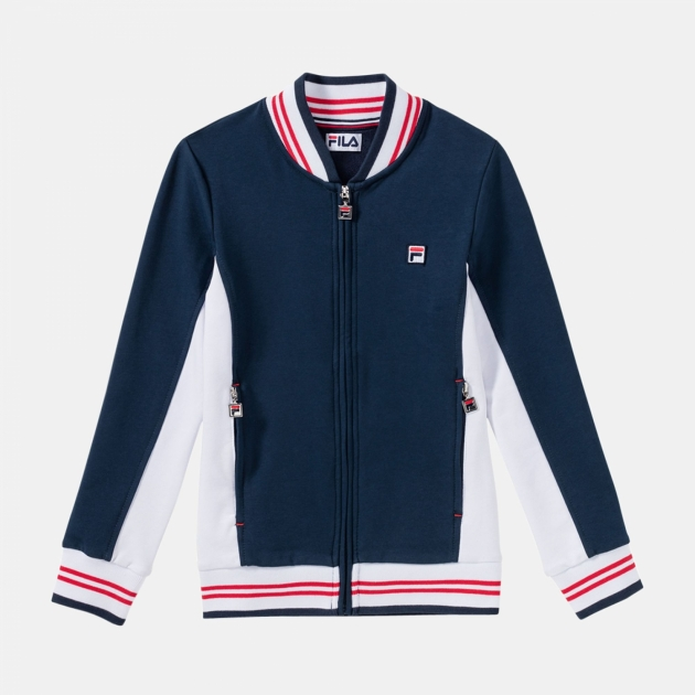 Fila Kids Jacket Oscar blue